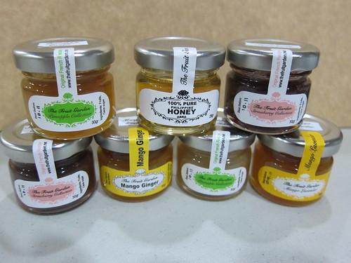 fruit garden jam