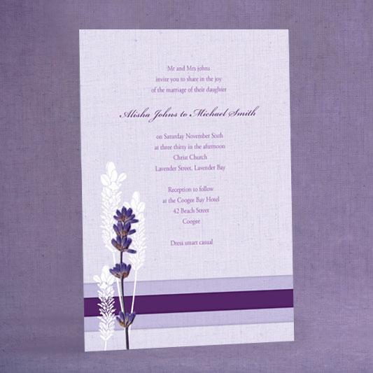 pressed lavender