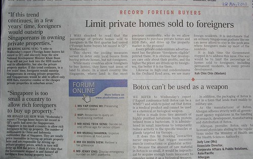 housing woes letters2