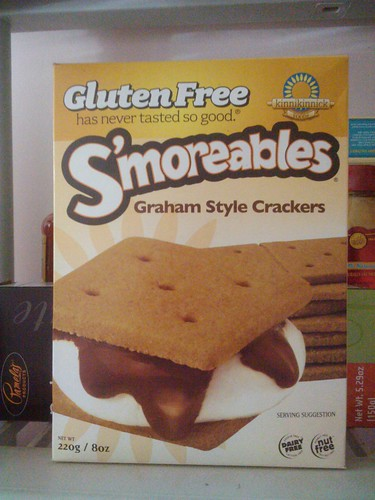 Smores crackers