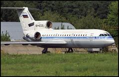 RA-42320 - Moscow Zhukovsky (ZHU) 17.08.2001 (Jakob_DK) Tags: 2001 maks2001 zia uubw moscow moscowzhukovsky astair yakovlev yak yakovlev42 yak42
