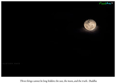 Moon (kaustubh.dave) Tags: moon night full love canon 80d 70200 usm f4 kaustubh dave dark black white pixelarts pixel arts pune india maharashtra high contrast long exposure home buddha thought 70 200 non is