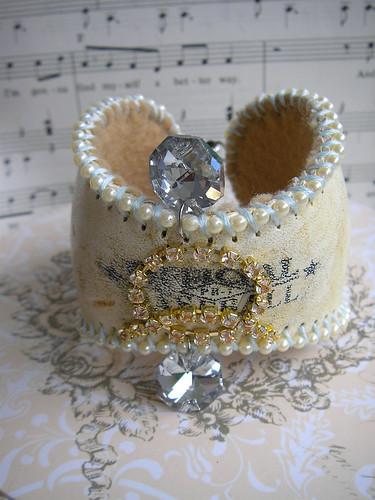 The B Queen Cuff Bracelet!