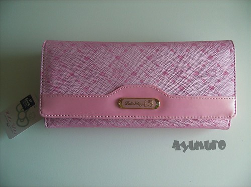Hello Kitty Wallet (Japan Exclusive)