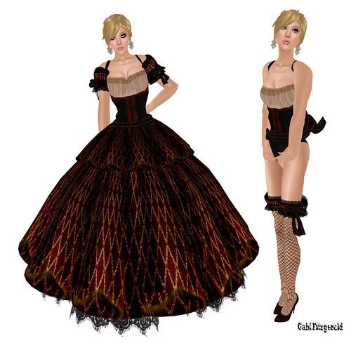 L&S gown - DNS