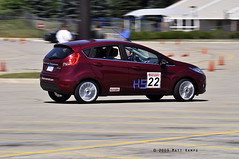 Fiesta GVSU Autocross