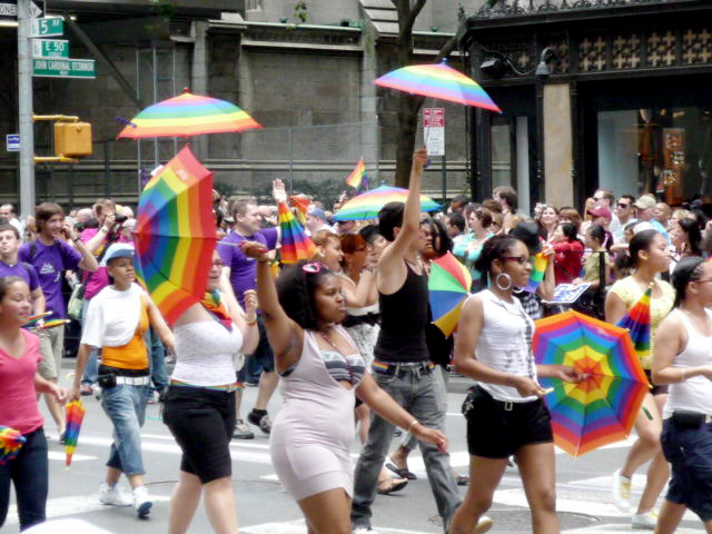 Pride March NYC
