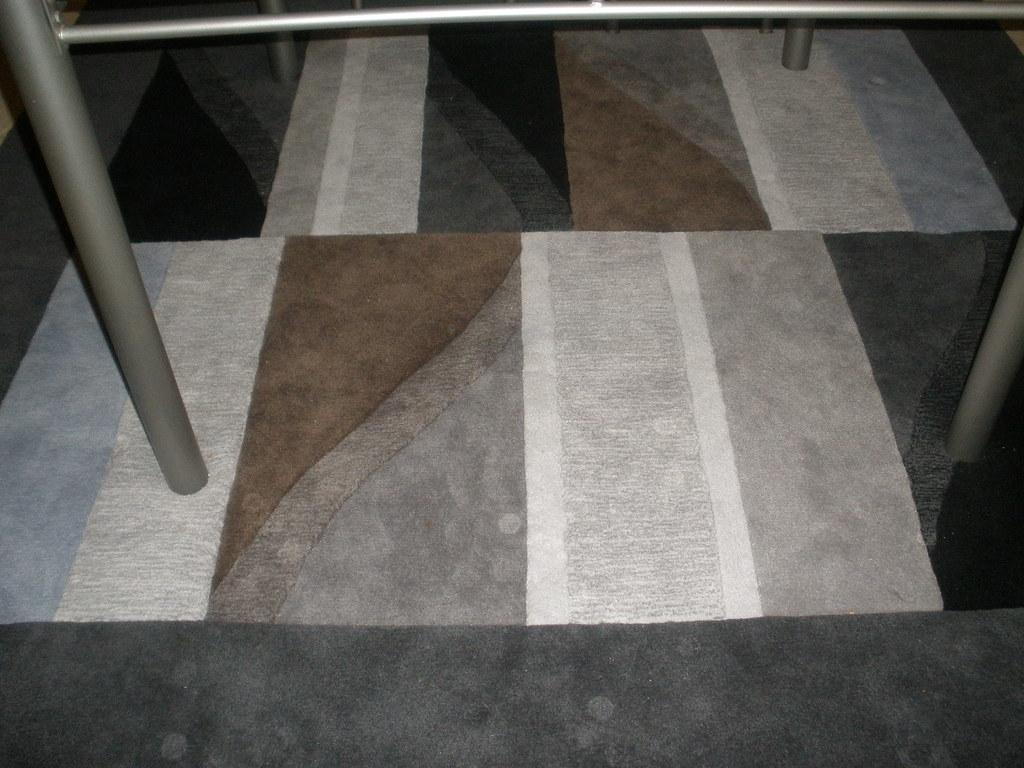 7 x 7 square rug