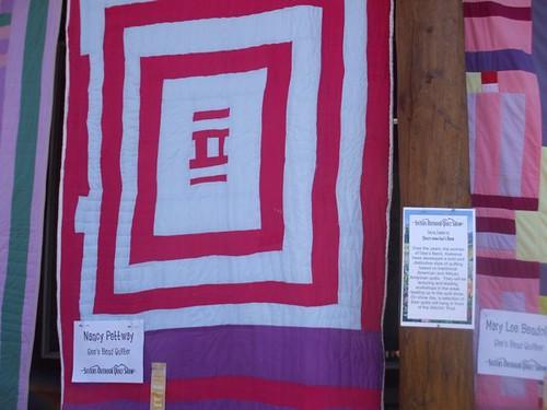 Nancy Pettway's quilt, Gee's Bend - Sisters