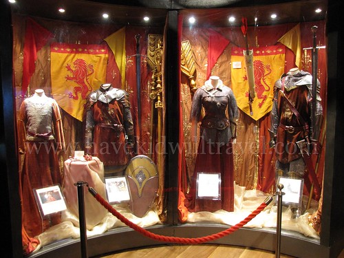 Costumes from Chronicles of Narnia Prince Caspian