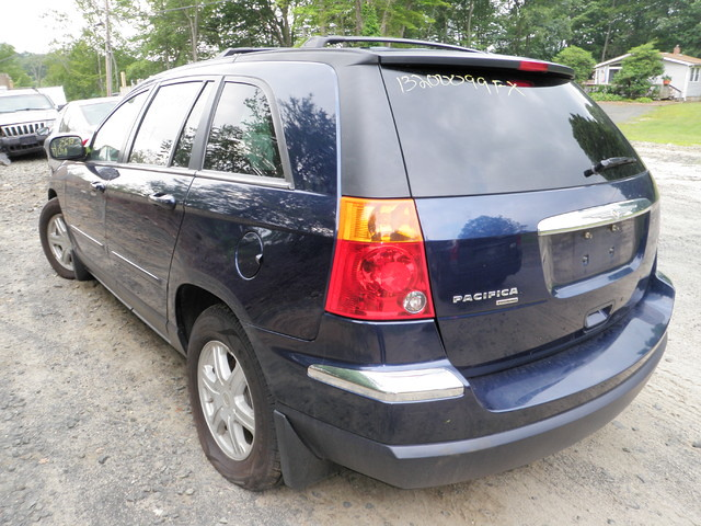 parts 2006 chrysler 06 pacifica eastcoastautosalvage