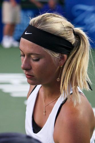 maria sharapova tennis 2009. Maria Sharapova