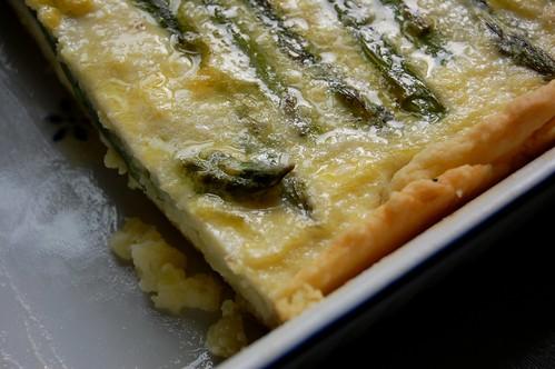 asparagus & potato tart 4