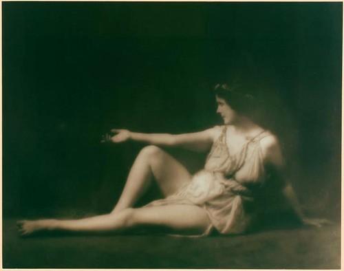 015- Isadora Duncan entre 1915-1918