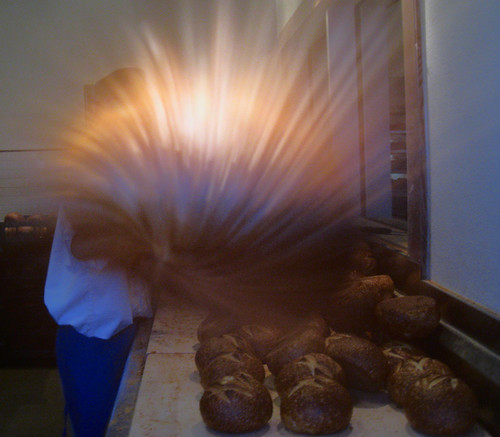 The Infamous Bread Toss of 2009