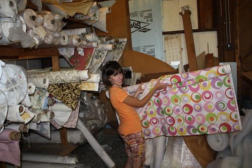 barn fabric