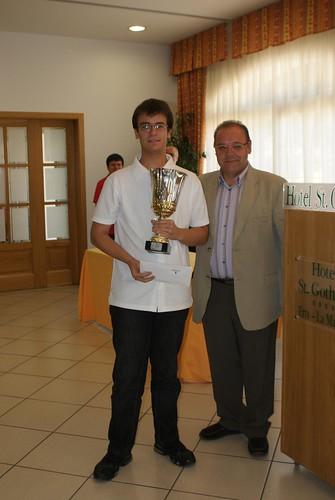 Romain Edouard, campió del torneig