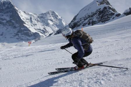 Sjezdové lyže a ženy