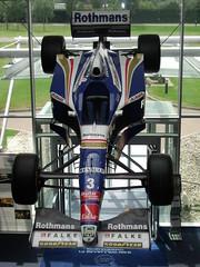 Villeneuve's FW19