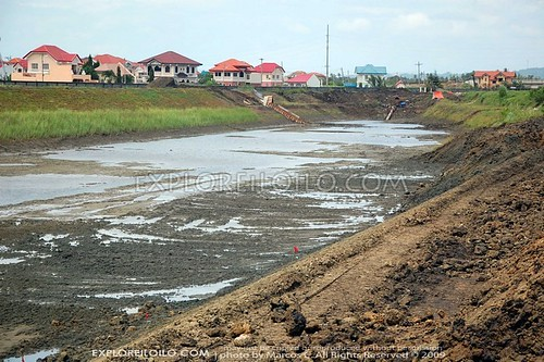 Iloilo Updates August 2009 Part 1  Iloilo Flood Control Project