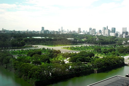 Imperial Palace complex