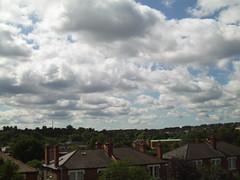 Views of London skyline near West Dulwich (avinashkunnath) Tags: clouds londonskyline westdulwich