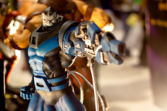 Apocalypse (WetCraft) Tags: slr statue canon toy toys 50mm asia hero jerome figurine marvel villain cartoons pinoy chua canon50d jeromechua metrocomiccon 50dmnegatradehall