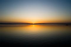 PUESTA DE SOL (PLAYGUITAR) Tags: sol valencia atardecer puesta anochecer albufera sonyalpha300