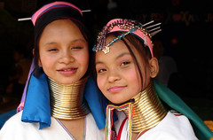 Long neck tribes (Adrian in Bangkok) Tags: life travel wedding ladies girls portrait people woman streets colour girl neck thailand necklace women asia long village top burma traditional streetphotography photojournalism documentary social tribal karen best longneck vip tribes streetphoto portfolio tribe ethnic brass burmese mujeres birma winners bodymodification select villagers hilltribes maehongson longnecktribe number1 karentribe padong keepers longnecks padaung birmanie collo kayan longo longneckkaren mujeresjirafa paduang maehongsong collolungo earthasia dragonneckladies