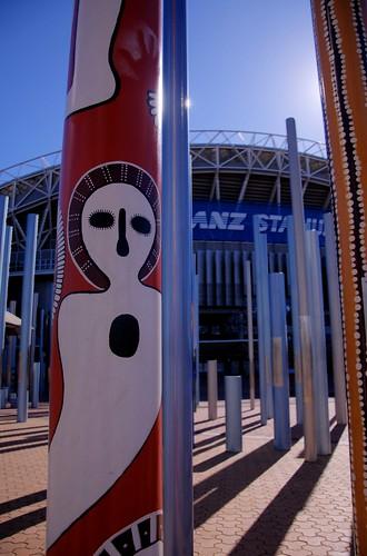 sydney, photoblog, sydney olympic park