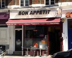 Picture of Bon Appetit, E1 8EY