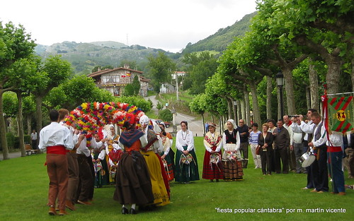 Fiesta popular en Cantabria 6