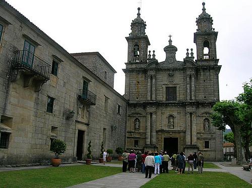 Monasterio Benedictino de Poio, Pontevedra