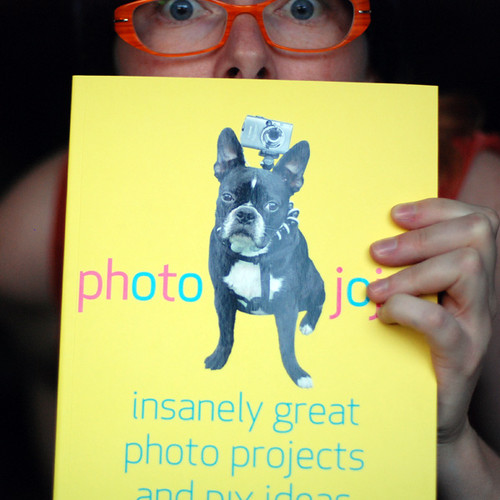 me with photojojo! book