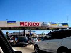 Frontera de México, por Tijuana