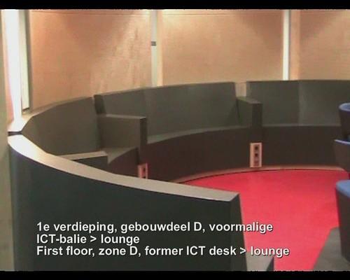 Refurbishment Inner City Library W37 - Herinrichting Bibliotheek Binnenstad W37