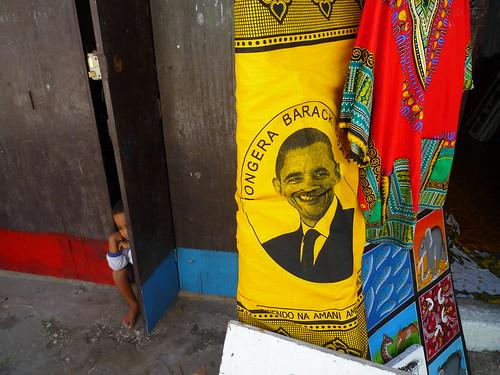 obama in africa