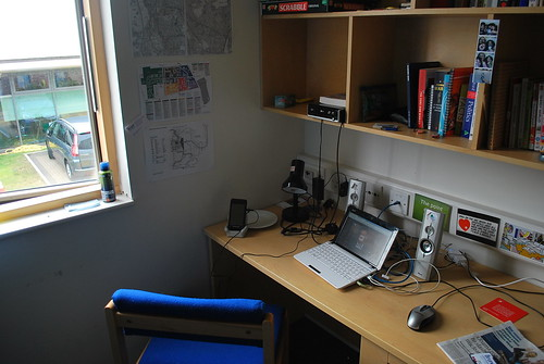 Ucl Computer Science Student Room