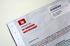 Test Aankoop vervuilt mijn brievenbus