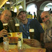 John Towsen, Drew Richardson, Avner Eisenberg