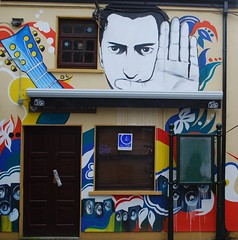 The HUB Project (Yellabelly*) Tags: ireland irish building mural colourful ennis countyclare youthcentre chapellane clareyouthservice