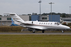 N446CJ - Private - Cessna 525A Citation CJ2 Plus - Luton - 090914 - Steven Gray - IMG_7170