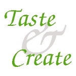 Taste and Create Logo