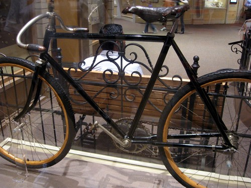 Wright Cycle Co., St. Clair Bicycle