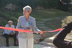 Foyer garden official opening