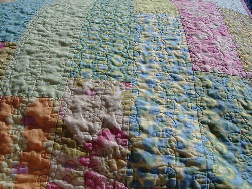 Midwest Modern Quilt from Starlit Nest