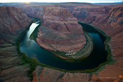 Horseshoe Bend - Colorado river near Page Arizona (RichardDumoulin) Tags: vosplusbellesphotos