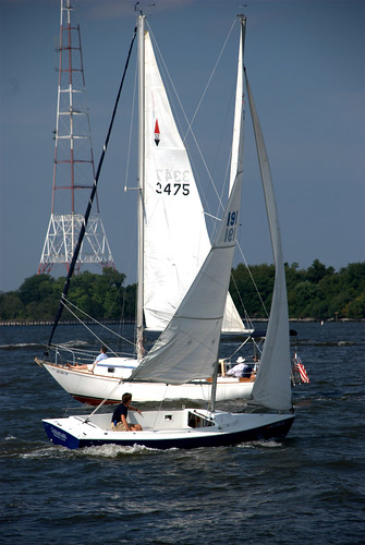 tower water boat pass sail annapolis