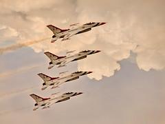~ Thunderbird ~ (Peem (pattpoom)) Tags: airplane thailand nikon action bangkok airc
