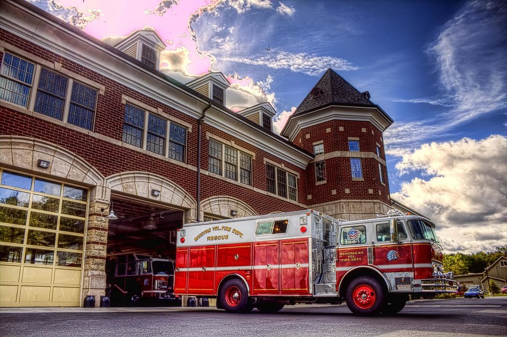 Mahopac Fire Dept by digitaltree515
